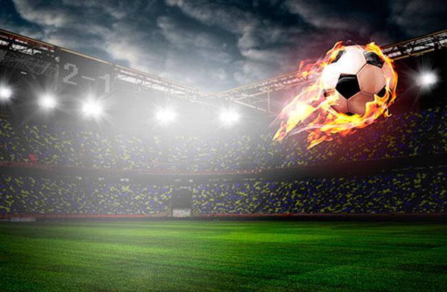 Fußballübertragung LIVE